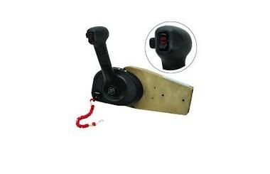 Fjernbetjeningsbokse mm, mekanisk