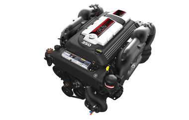 MerCruiser 6.2L 350hk Bravo III drivline